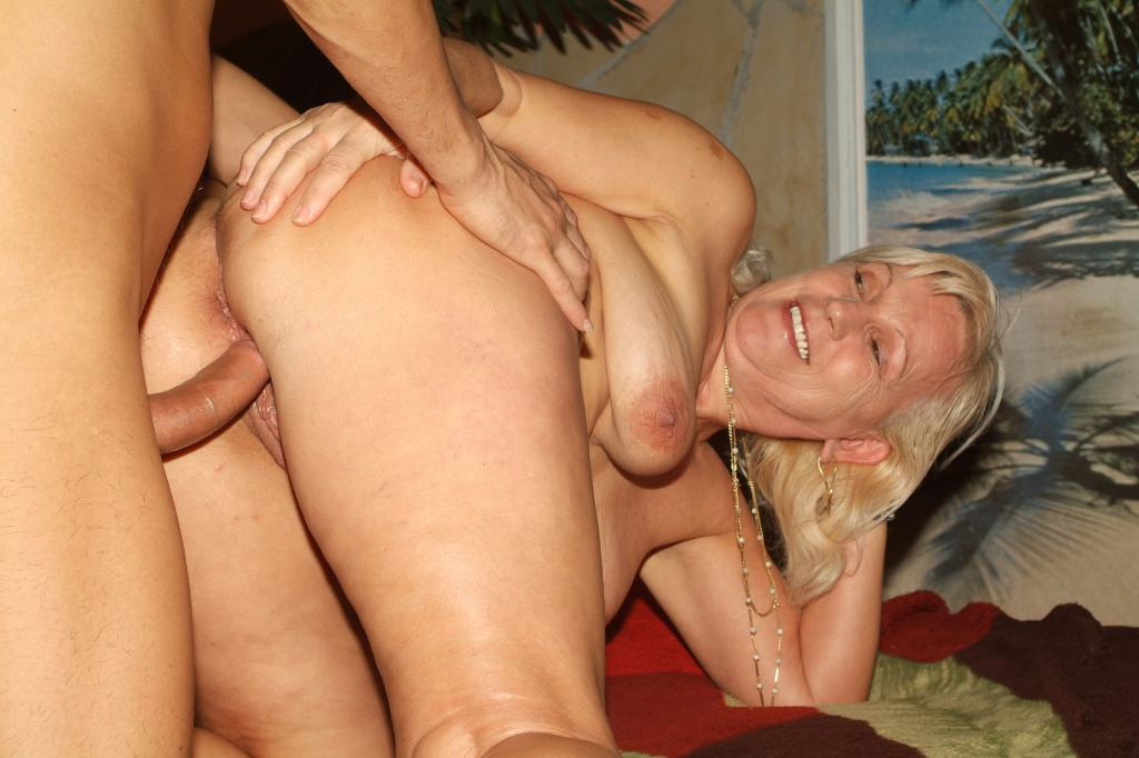 Cock Rammed Mature Remy